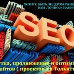 Seo.раскрутка и продвижение сайтов в тольятти