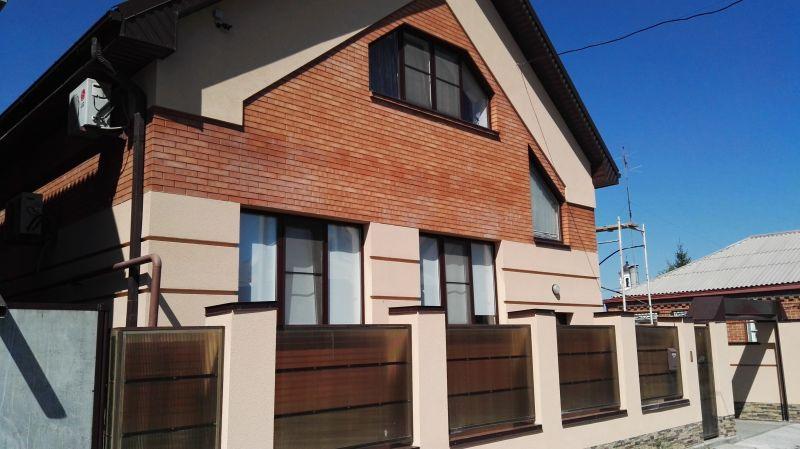 Фасадные работы от компании РосФасад