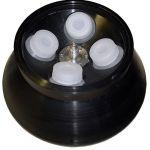 Угловой ротор 4х300 для высокооборотной центрифуги с охлаждением